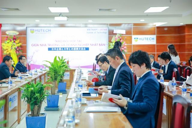 Các doanh nghiệp, tập đoàn hàng đầu trong lĩnh vực công nghệ, kỹ thuật và dịch vụ đến từ Nhật Bản tham gia diễn đàn