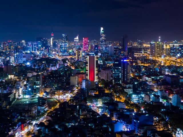 Alpha City được xem là một trong nhữngkhu phức hợp live-work-play đầu tiên tại Việt Nam
