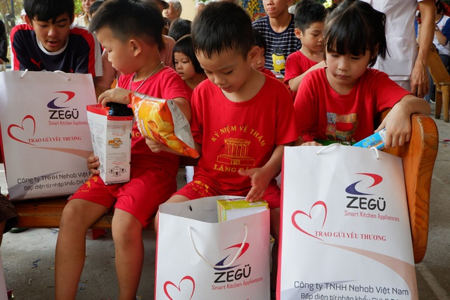 Nehob Việt Nam tổ chức chương trình thiện nguyện nhân dịp Trung thu tại Trung tâm BTXH III - 2