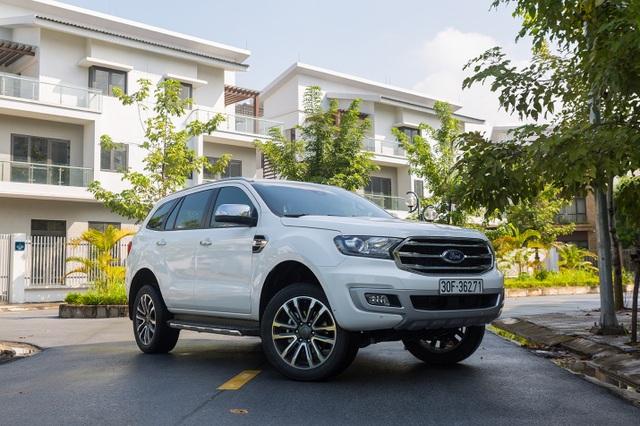Ford Everest Titanium 4WD 2019 - Nâng cấp toàn diện - 5
