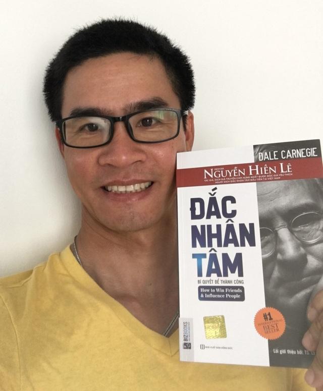 Nhà thơ Phong Việt review cuốn sách Đắc nhân tâm- bản dịch gốc từ Nguyễn Hiến Lê - 1