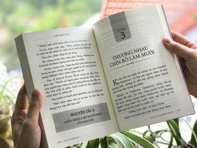 Nhà thơ Phong Việt review cuốn sách Đắc nhân tâm- bản dịch gốc từ Nguyễn Hiến Lê - 4