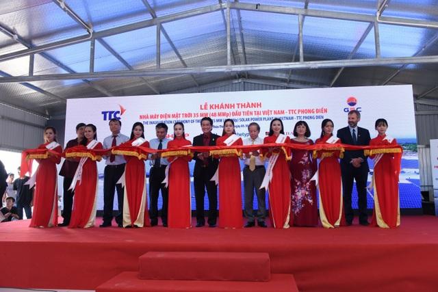 Sau khi đi vào hoạt động, Nhà máy Điện mặt trời TTC Phong Điền sẽ phát điện với sản lượng khoảng 60 triệu kWh/năm