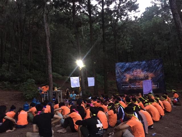AHA Camp - Trại huấn luyện tiếng Anh 2 ngày 1 đêm dành riêng cho học viên