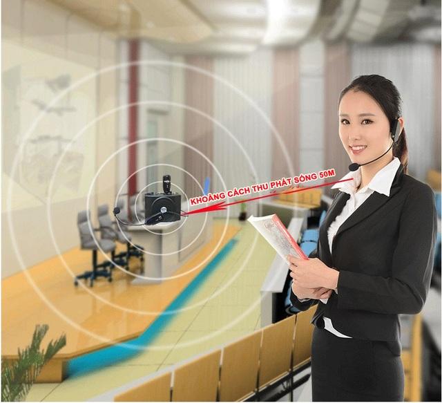Nâng cao hiệu quả dạy học với máy trợ giảng không dây tiện lợi - 1