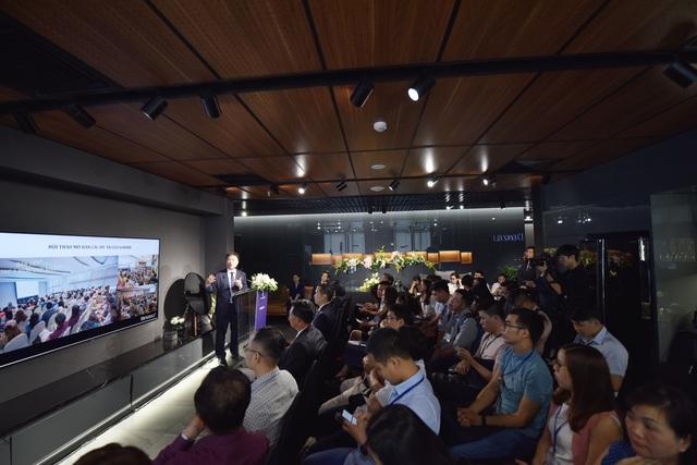 Hội thảo Đầu tư vào bất động sản Thái Lan tại TP.HCM thu hút đông đảo các nhà đầu tư tham gia