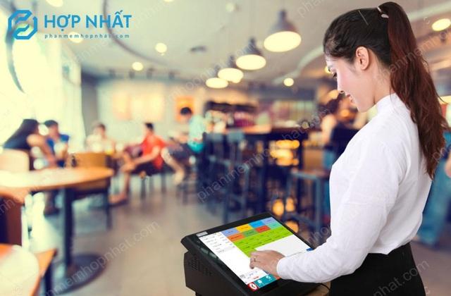 Phần mềm quản lý bán hàng cho nhà hàng, cafe, siêu thị bán lẻ của Relipos - 3