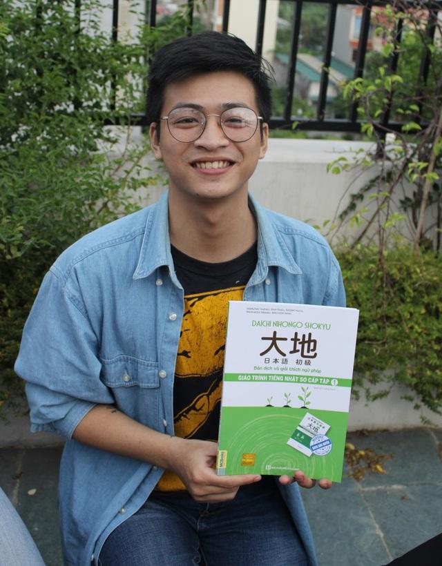 Bộ sách thích hợp cho những bạn muốn bắt đầu học tiếng Nhật