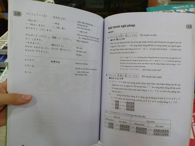 Bản dịch và giải thích ngữ pháp sơ cấp tập 1