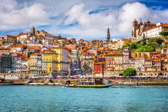 Thành phố cảng xinh đẹp Porto