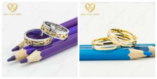 Khám phá xu hướng nhẫn cưới nào sẽ lên ngôi trong năm nay? - 1
