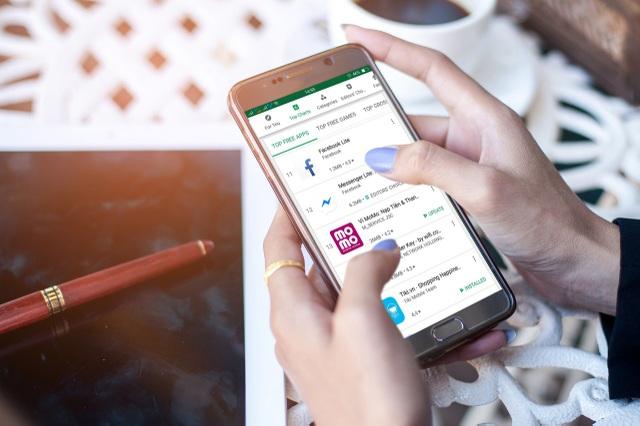 Ví điện tử Việt  thăng hạng thần tốc trên Google Play - 3