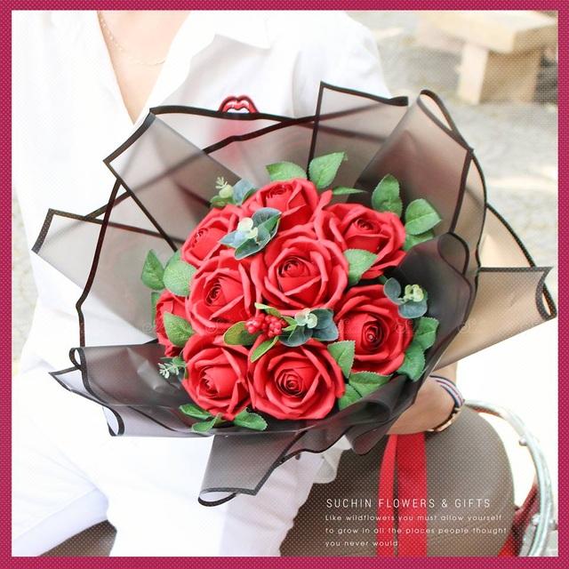 Hoa giấy Suchin trở thành sự lựa chọn của nhiều đối tượng khách hàng.