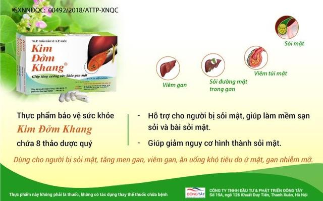 Sỏi bùn túi mật dễ gây viêm và hoại tử túi mật rất nguy hiểm - 4
