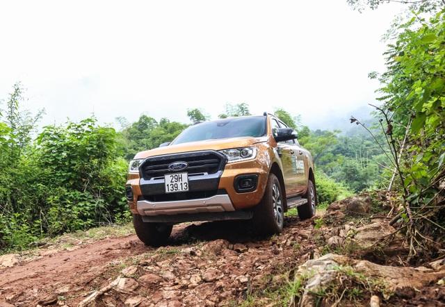 Đánh giá ưu và nhược điểm của Ford Ranger Wildtrak 2.0 bi-turbo 2018 - 5