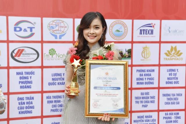 I'm Nature - Thương hiệu mỹ phẩm lọt top 10 Doanh nghiệp tiêu biểu Đông Nam Á - 5