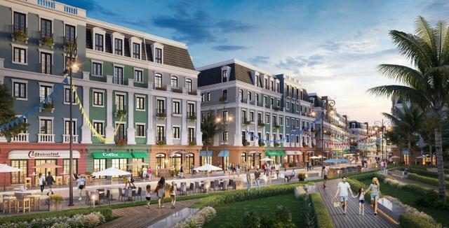 Boutique Shophouse Melodia xuất hiện với mong muốn đáp ứng nhu cầu của khách du lịch Nam Phú Quốc