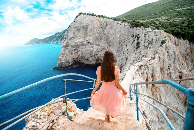 Lefkada là một trong những hòn đảo Địa Trung Hải thu hút khách du lịch Châu Âu cùng các nhà đầu tư bất động sản toàn cầu.