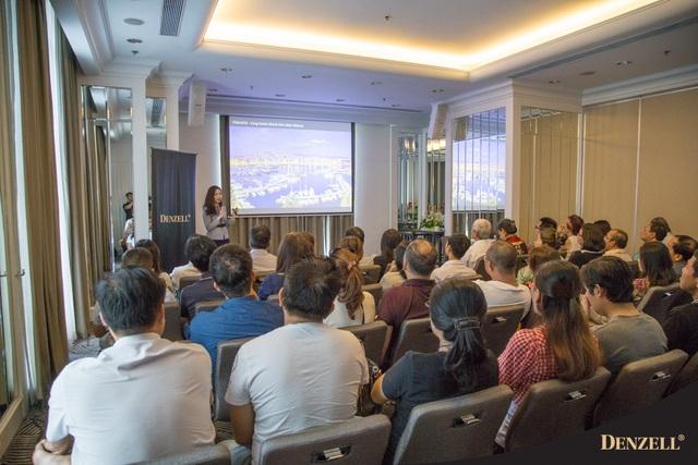 Hội thảo Visa Vàng – Hy Lạp tổ chức bởi Denzell Vietnam thu hút đông đảo nhà đầu tư quan tâm