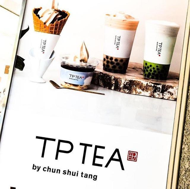 Bất ngờ về sự xuất hiện của trà sữa TP TEA hàng đầu Đài Loan - 1