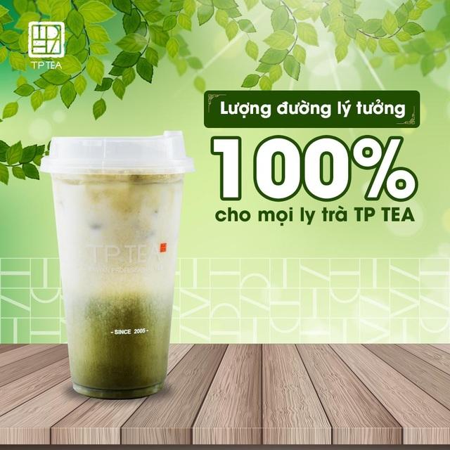 Bất ngờ về sự xuất hiện của trà sữa TP TEA hàng đầu Đài Loan - 3