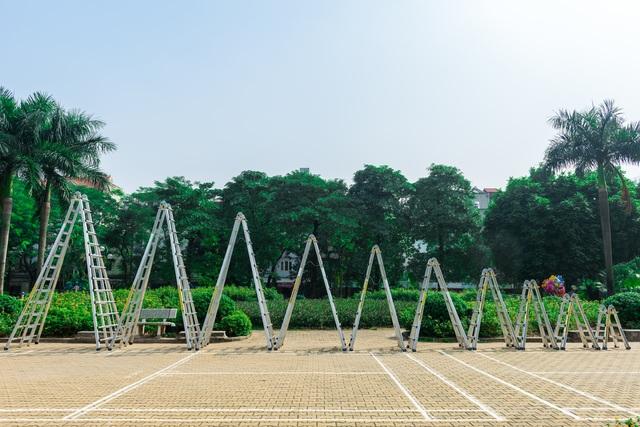 Thang nhôm Joongang Hàn quốc có nhiều độ cao khác nhau
