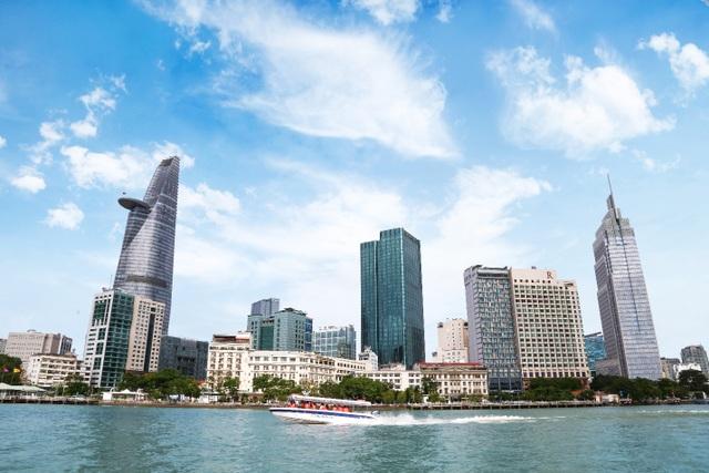 Saigontourist chú trọng khai thác du lịch đường sông TP.HCM và các vùng lân cận