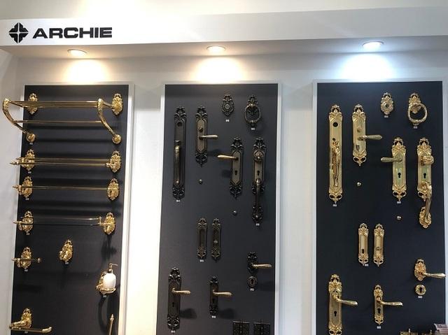 Thương hiệu khóa và phụ kiện cao cấp Archie chính thức có mặt tại Quảng Ninh - 4