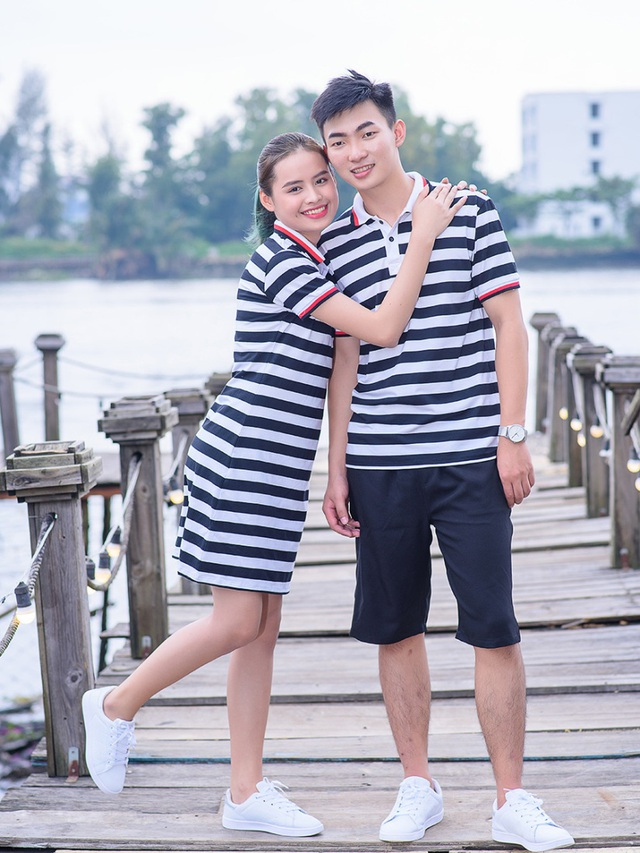 Áo váy cặp đẹp