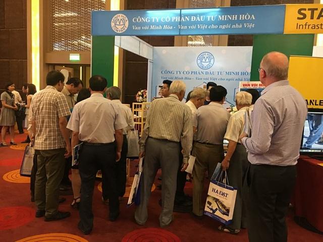 Chặng đường phát triển nhiều thành tựu của van vòi Minh Hòa trên thị trường nội địa và quốc tế - 2