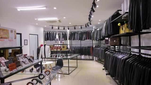 Cửa hàng áo da thật FTT Leather tại 484 Quang Trung – Hà Đông
