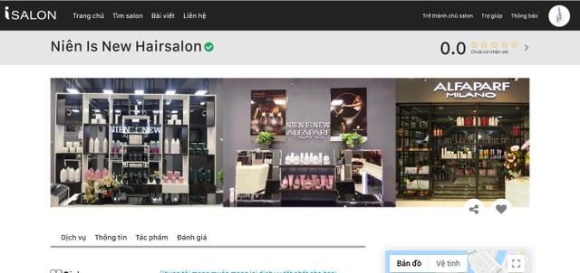 iSalon- Ứng dụng hỗ trợ đắc lực cho các salon trong thời đại 4.0 - Ảnh 2.