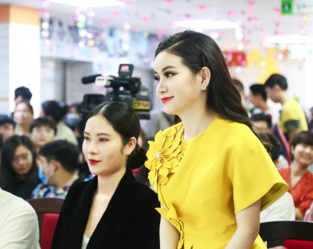 Sơ kết Miss UEF 2019 quy tụ nhiều gương mặt tên tuổi của Vbiz - Ảnh 3.