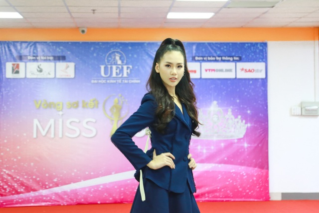 Sơ kết Miss UEF 2019 quy tụ nhiều gương mặt tên tuổi của Vbiz - Ảnh 5.