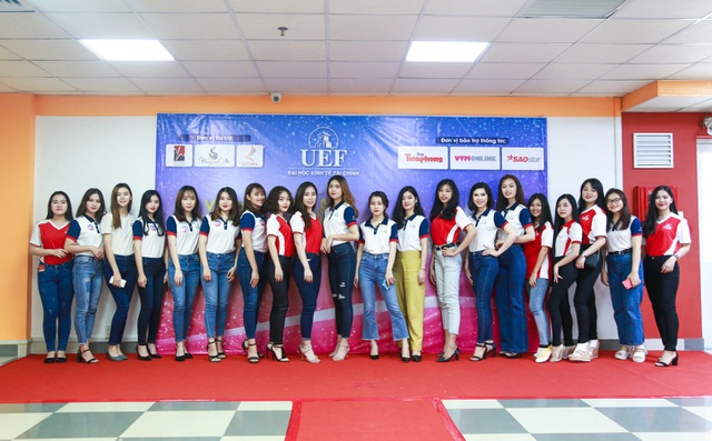 Sơ kết Miss UEF 2019 quy tụ nhiều gương mặt tên tuổi của Vbiz - Ảnh 6.