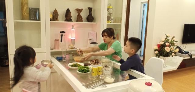 Cảnh quan - yếu tố quan trọng để chọn mua căn của các gia đình có con nhỏ - Ảnh 3.