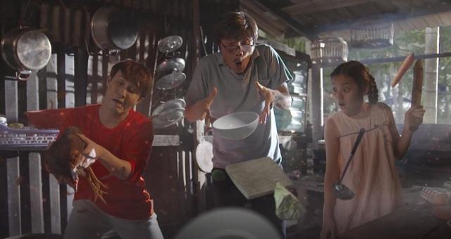 Sau clip dậy sóng cộng đồng mạng, Huỳnh Lập lại mang đến một trải nghiệm Tết vượt ra ngoài chuyện ăn! - Ảnh 3.