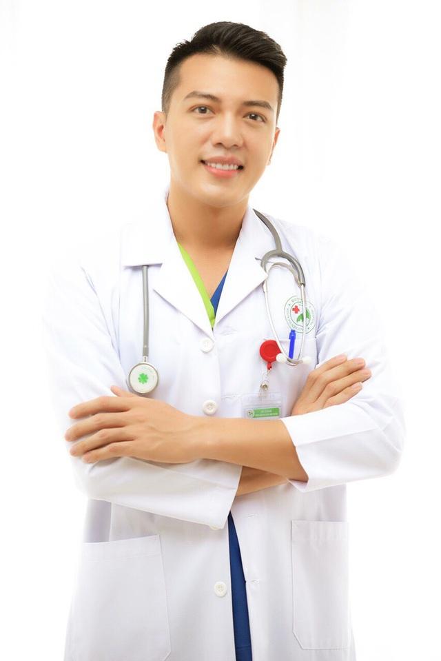 Dr Cao Duy - Tâm và tầm của vị bác sĩ tài năng - Ảnh 1.