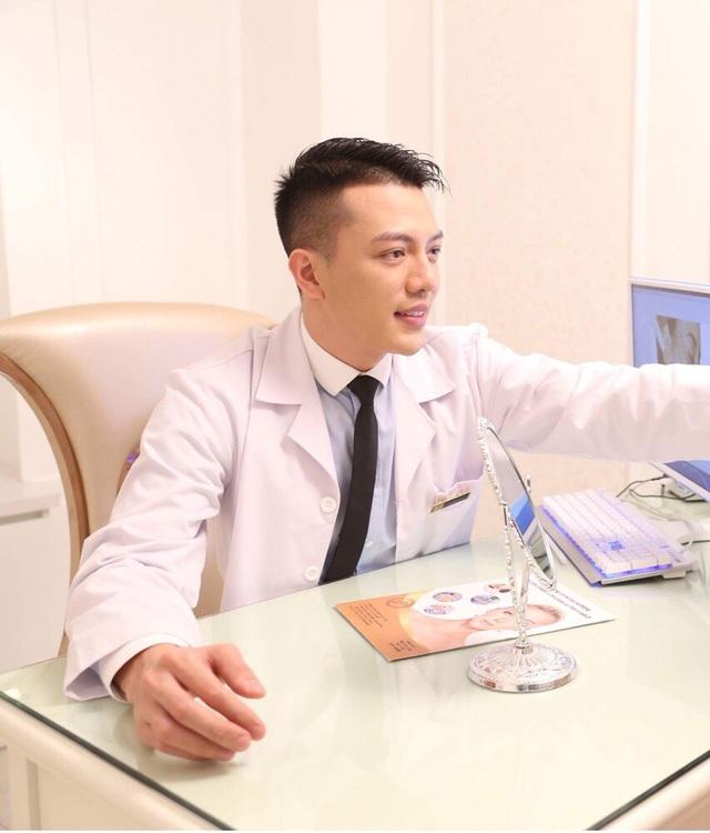 Dr Cao Duy - Tâm và tầm của vị bác sĩ tài năng - Ảnh 3.