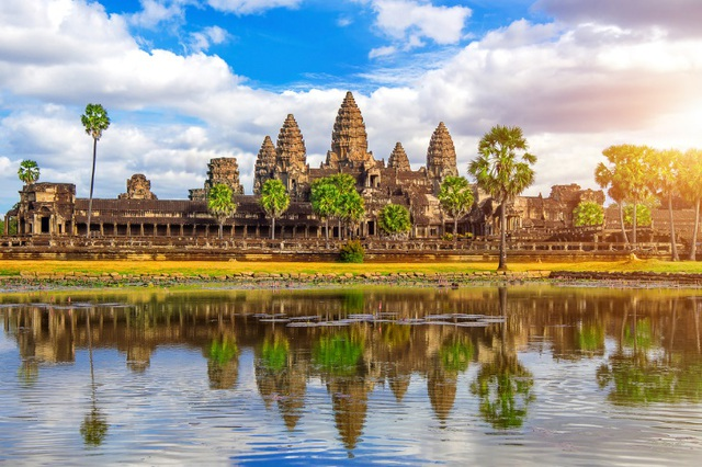 10 ngôi chùa nổi tiếng cho hành trình đầu năm mới - Ảnh 1.