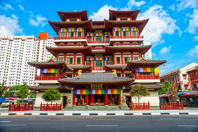 10 ngôi chùa nổi tiếng cho hành trình đầu năm mới - Ảnh 2.