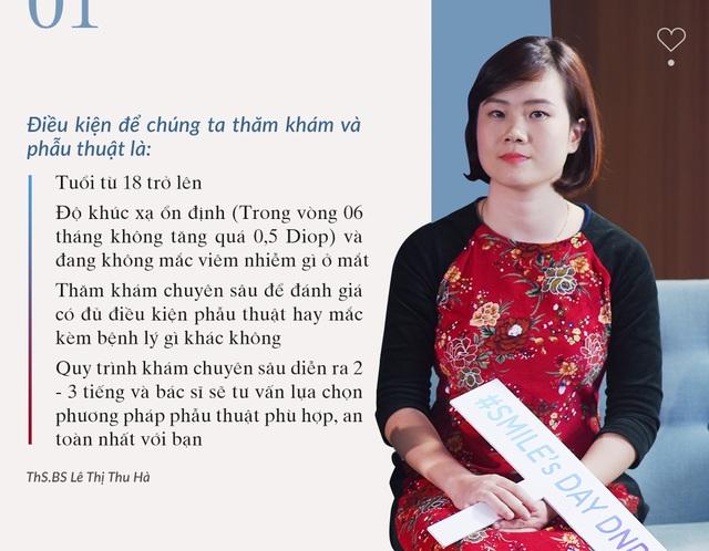 Giải đáp phẫu thuật cận thị từ A-Zcùng chuyên gia của Bệnh viện Mắt Quốc tế DND - Ảnh 1.