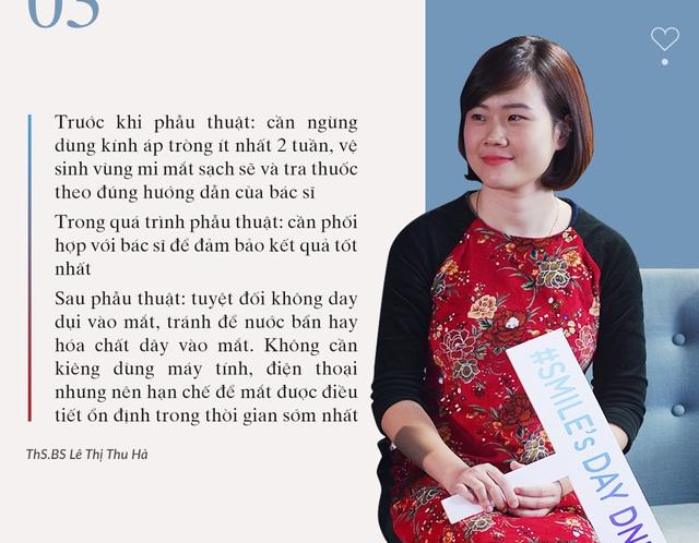 Giải đáp phẫu thuật cận thị từ A-Zcùng chuyên gia của Bệnh viện Mắt Quốc tế DND - Ảnh 3.