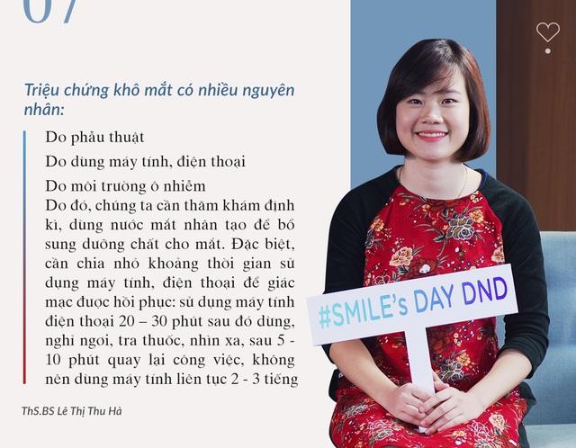 Giải đáp phẫu thuật cận thị từ A-Zcùng chuyên gia của Bệnh viện Mắt Quốc tế DND - Ảnh 7.