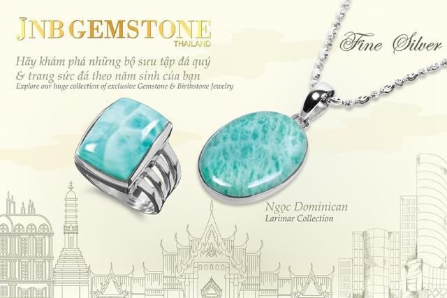 Cơ hội sở hữu trang sức đá quý JNB GEMSTONE đẳng cấp quốc tế - Ảnh 3.
