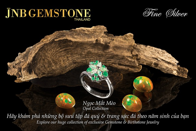 Cơ hội sở hữu trang sức đá quý JNB GEMSTONE đẳng cấp quốc tế - Ảnh 4.