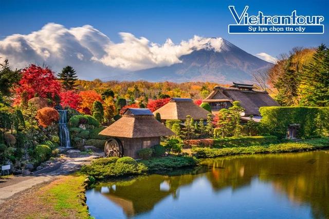 4 điểm đến phải đến vào mùa thu ở Nhật Bản - 3