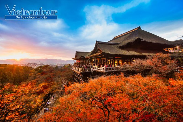 4 điểm đến phải đến vào mùa thu ở Nhật Bản - 4