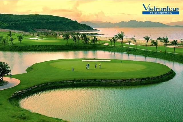 """Thỏa mãn """"giấc mơ xanh"""" tại Vinpearl Phú Quốc Resort & Golf"""