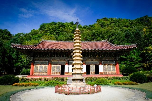Mùa thu thơ mộng ở Triều Tiên qua góc máy du khách Việt - 8